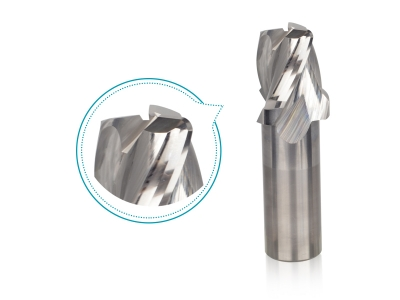 27mm Solid carbide drills used to machine aluminum custom tools 3 flutes